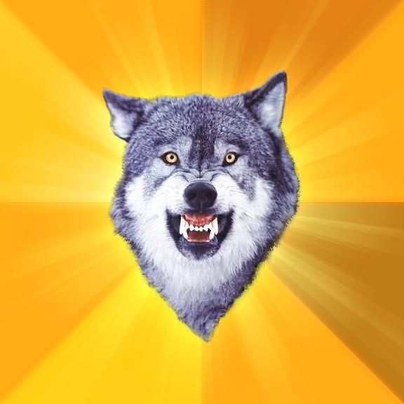lobo-da-coragem
